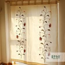 Mejores 47 imágenes de cortinas en Pinterest | Visillos, Cortinas ...