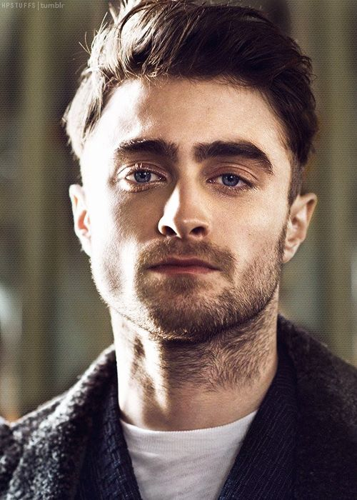 Daniel Radcliffe is beautiful