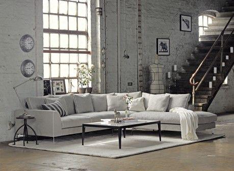 Kanapa / sofa modułowa Blues firmy MTI Furrninova