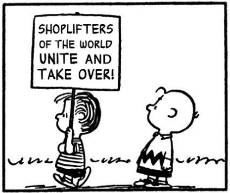 Dangerous Minds | This Charming Charlie: The Smiths meet the Peanuts gang