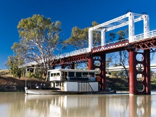 Bourke, NSW, North Bridge