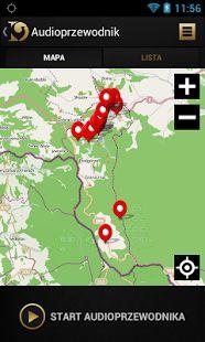 Duszniki City Walk – miniaturka zrzutu ekranu