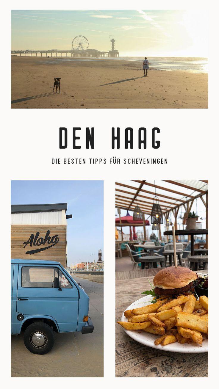 The Hague – Trendy city trip to the North Sea