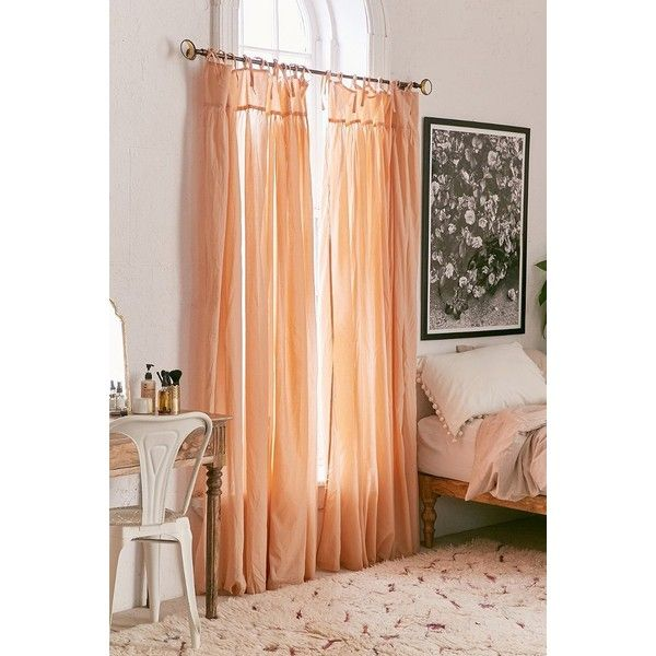 ... decor voile curtain panels red curtain panels and semi sheer curtains