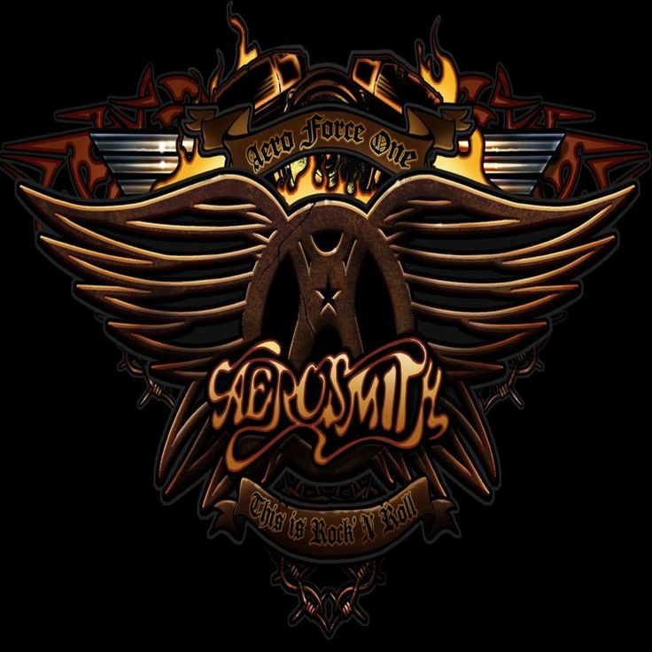 25+ best ideas about Aerosmith logo on Pinterest ...