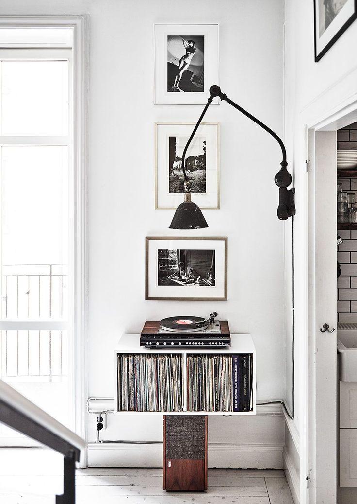 Vill genast plocka fram en gammal skivspelare och gamla LP skivor