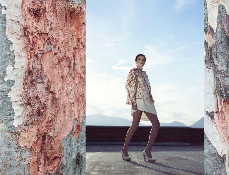 Corteza // Natalia Londoño //fashion designer //Colombia