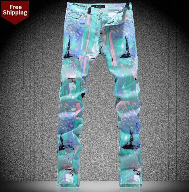 Like and Share if you want this  Autumn colored drawing printed skinny 1 jeans men pant man denim trousers feet straight slim famous brand british style     Tag a friend who would love this!     FREE Shipping Worldwide     Buy one here---> http://onlineshopping.fashiongarments.biz/products/autumn-colored-drawing-printed-skinny-1-jeans-men-pant-man-denim-trousers-feet-straight-slim-famous-brand-british-style/