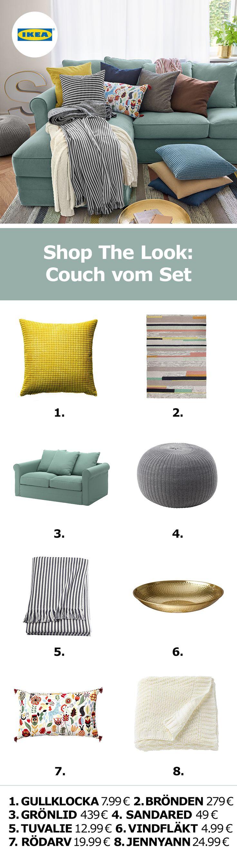 ikea deutschland entdecke smillas couch aus dem tv spot ikeastyle meinikea wohnen. Black Bedroom Furniture Sets. Home Design Ideas