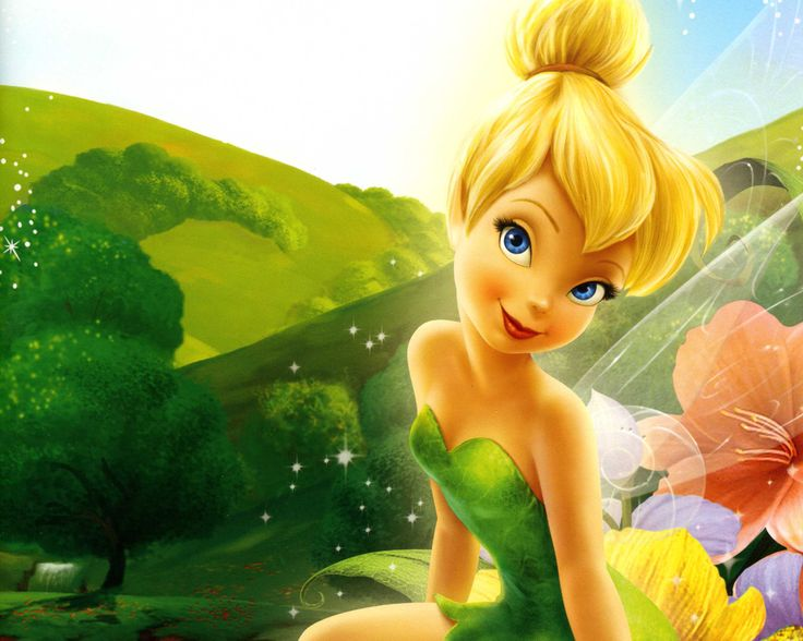 Find yourself a great Tinkerbell wallpaper with the Disney fairies ...