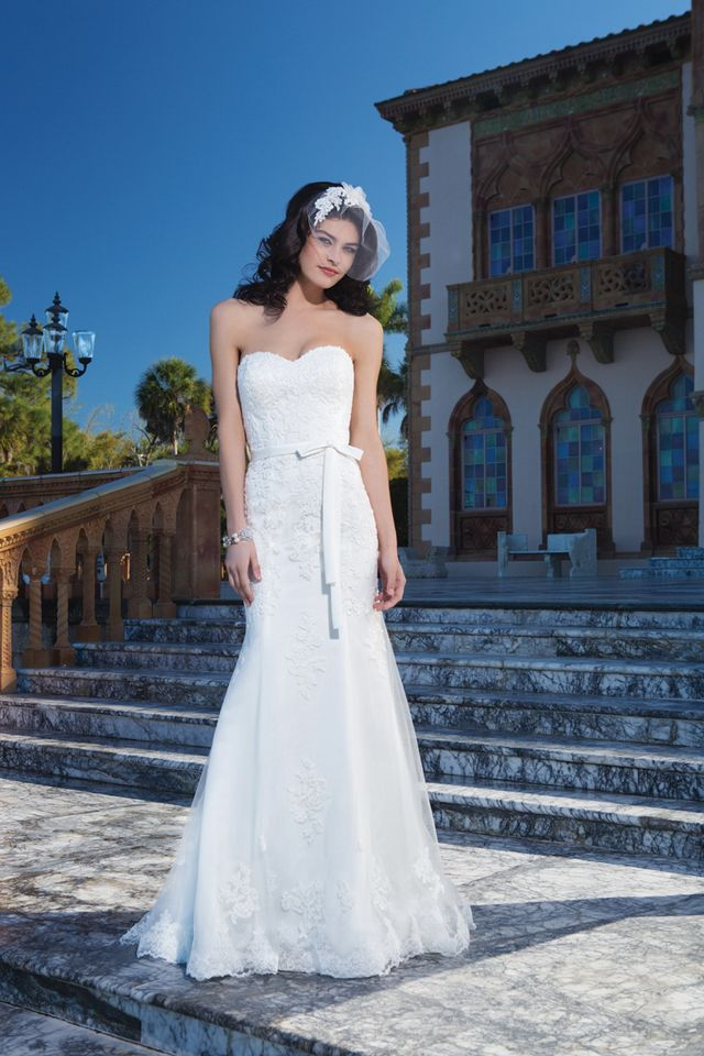 Suknia ślubna Sincerity 3850 2016