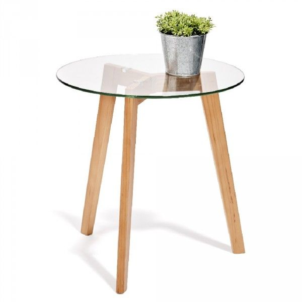 Soldes 2020 Bout De Canape Naturel Chloe Table Basse Et D Appoint Salon Meuble Gifi Bout De Canape Table Basse Table D Appoint