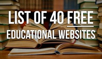 always nurturing your mind you can find a list of the Top 40 Useful Sites To Learn New Skills