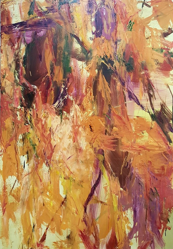 Cho, Won-jeong_The sense of Autumn_oil on canvas_162x112cm_2017