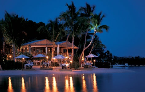 Little Palm Island - I went to a wedding here once and it was AMAZING