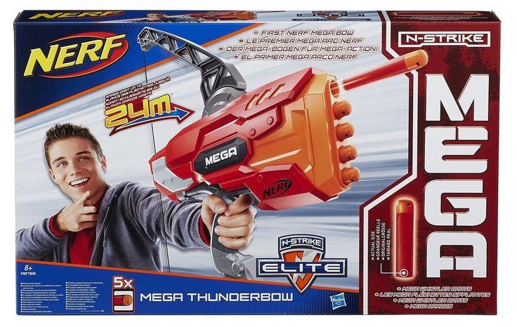 Nerf N'strike Elite Mega Thunderbow