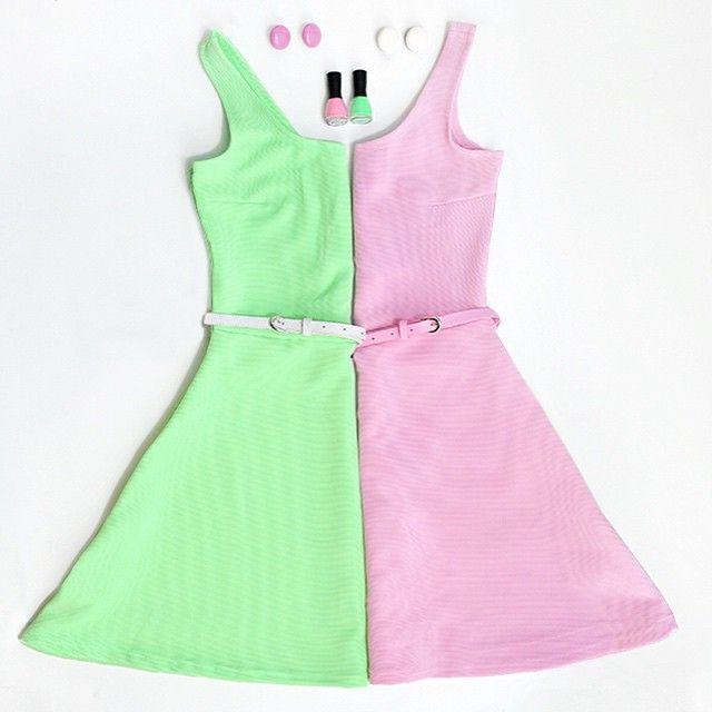 Takko Fashion Summer collection. Dress 2 colors 799₽, earrings 99₽, nail polish 199₽. Оетняя коллекция. Платье 2 цвета 799₽, серьги 99₽, лак для ногтей 199₽.