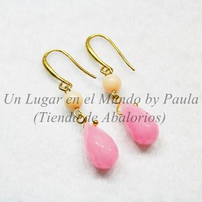 61 best pendientes earring images on pinterest earrings for Piedras naturales