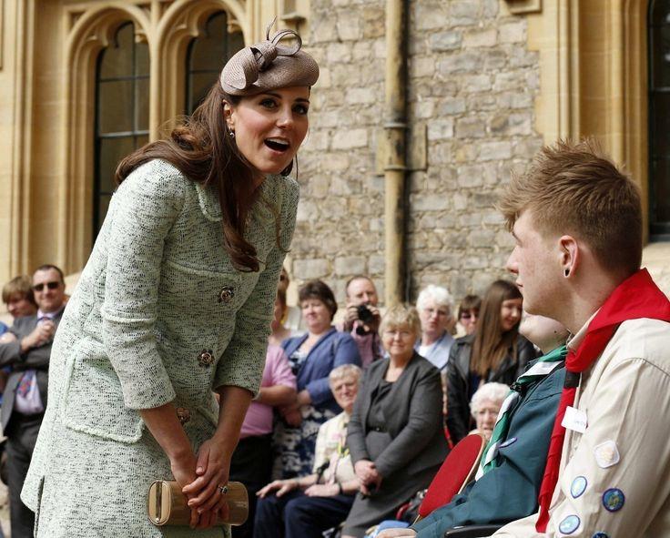Kate Middleton Photo - Kate Middleton Celebrates the Scouts 3