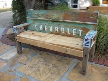 chevy tailgate benches | Pickup Tailgate Bench