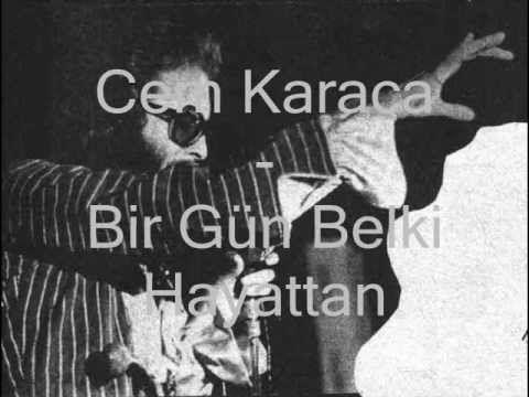 ▶ Cem Karaca-Birgün belki hayattan - YouTube