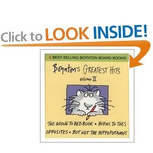 Sandra Boynton Box Set: The Going to Bed Book, Horns to Toes, Opposites, But Not the Hippopotamus: Worth Reading, Sandra Boynton, Bed Book, Volume Ii, Boyntons, Books Worth, Kids Book, Boynton S Greatest