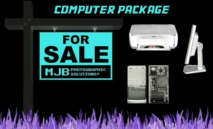 "#FINALOFFER!  #MJBPhotographicSolutions® is nearly done clearing out the office to make room for our new equipment, and we are getting desperate!  #Forsale on a first-come, first-served basis: • Acer 19"" x191w #monitor • Acer Aspire #desktop #computer (AMD Athlon processor, 1GB DDR RAM, 250GB hard drive, DVD-RW drive, 9-in-1 memory card reader), also includes speakers, #keyboard, & #mouse  $100 (or reasonable #bestoffer), shipping included #free.  Call or #email the office today!"