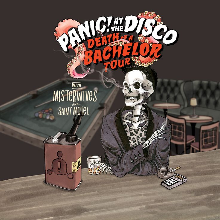 Panic! At The Disco Flash Seats | Houston Toyota Center