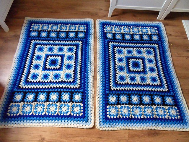 Ravelry: Project Gallery for Wendy Blanket pattern by Wendy de Haas:
