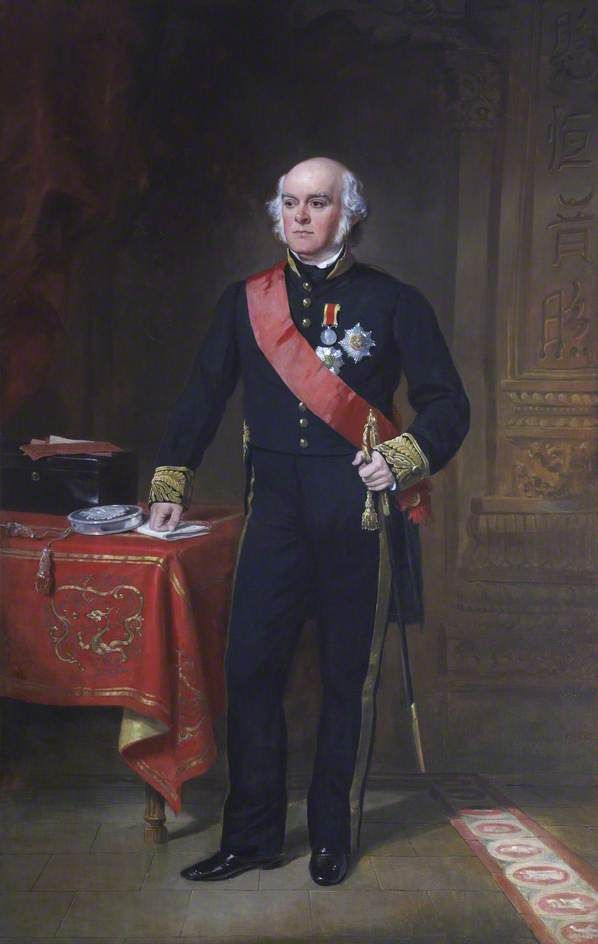 James Bruce (1811–1863), 8th Earl of Elgin and 12th Earl of Kincardine, Governor General of India, Lord Lieutenant of Fife. He was a High Commissioner in charge of opening trades with China and Japan, and Viceroy of India. As British High Commissioner in China during the Second Opium War, in 1860 he ordered the destruction of the Old Summer Palace in Beijing in retaliation for the imprisonment, torture, and execution of almost 20 European and Indian prisoners.