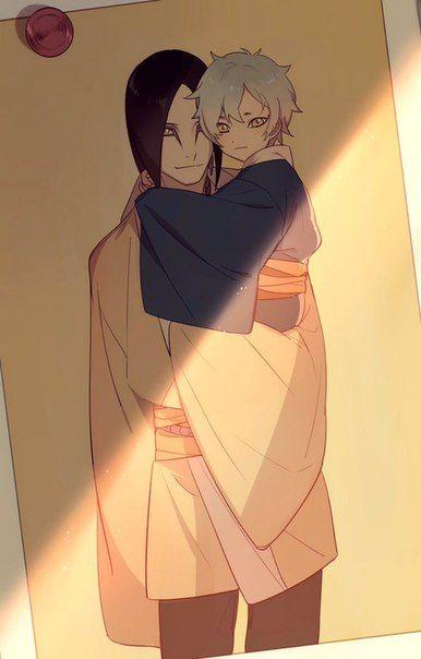 Quem é a Mãe do Mitsuki !!!!!!