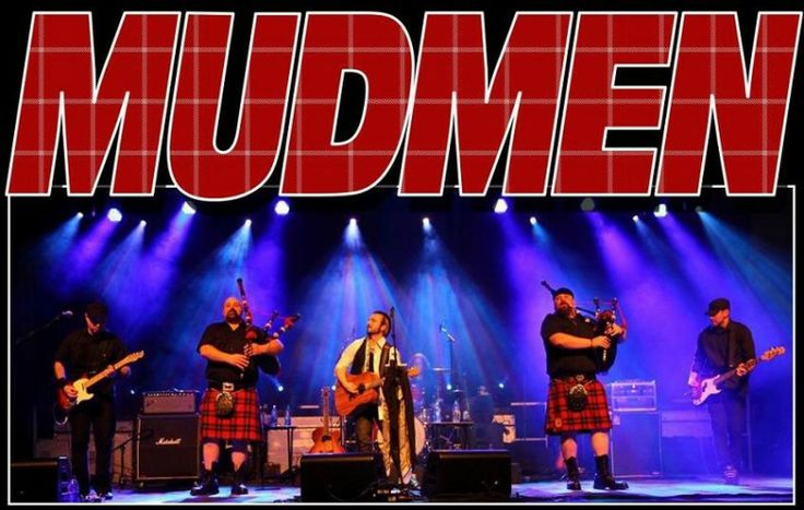 The Mudmen - August 28th, 2014 - Charles W. Stockey Centre for the Performing Arts, Parry Sound, Ontario