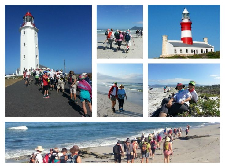 Lighthouse to Lighthouse walk for 2015 has been completed. Congratulations ladies.