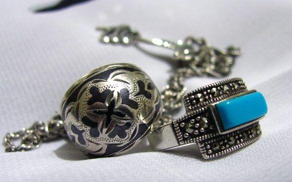 Если ваши серебряные украшения постоянно чернеют, обязательно пройдите тщательное общее медицинское обследование.