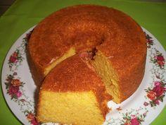 BOLO DE MILHO COM MILHARINA | Tortas e bolos > Receitas de Bolo de Milho | Receitas Gshow