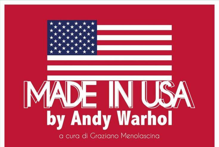 La mostra Made in USA by Andy Warhol in esposizione alla Fondazione Sassi di Matera