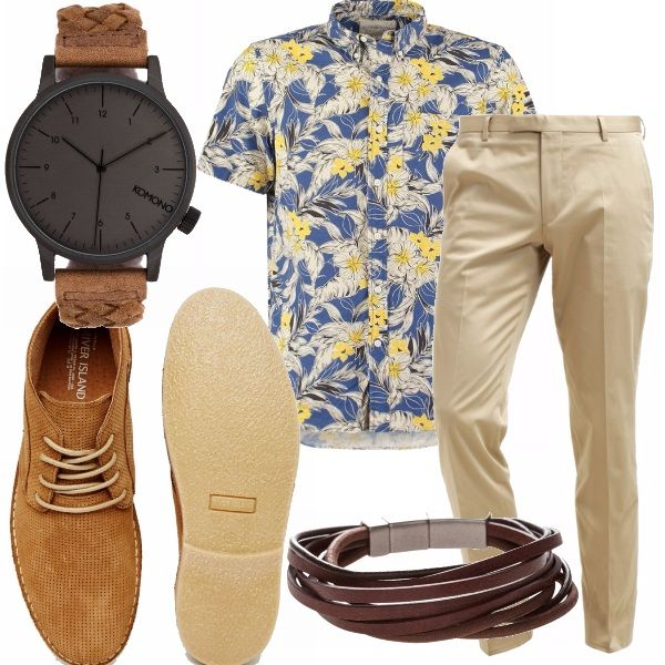 Bien connu Oltre 25 idee carine per Pantaloni beige su Pinterest | Abito  VR11