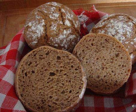 Rezept Berliner Schusterjunge von Thermi sunny - Rezept der Kategorie Brot & Brötchen