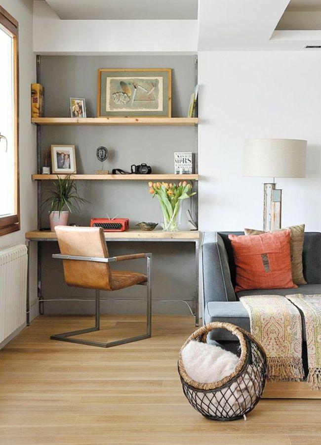 Niches Murales 10 Idees Pour Votre Salon Deco Salon Deco