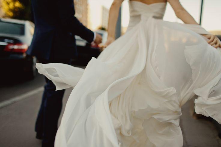Свадебно платье Валентино/Wedding dress Valentino
