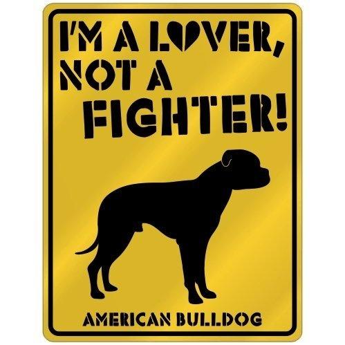I Am A American Bulldog Lover
