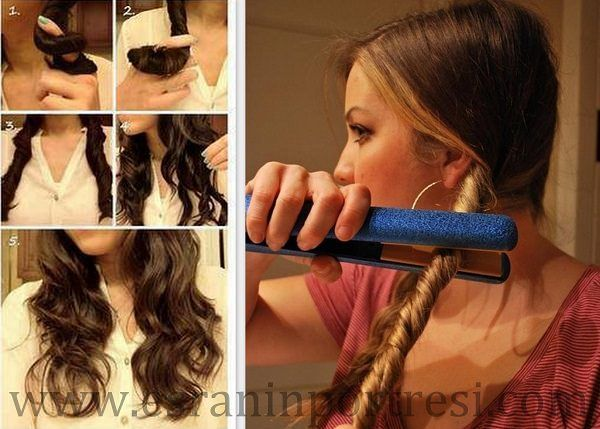 Ways to Shape Hair – # hair # shape