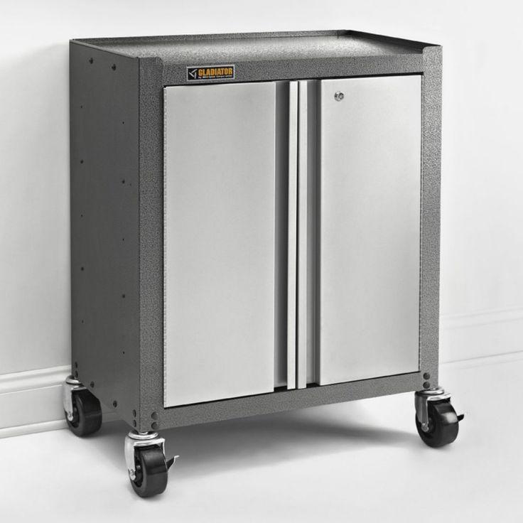 Gladiator Smooth Door Modular Cabinet with Optional Top - WPC192