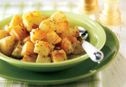Petites patates à déjeuner