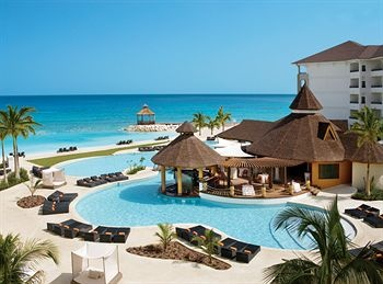 Part of our Honeymoon resort in Montego Bay, Jamaica at Secrets Wild Orchid!!!! :) Loved it!