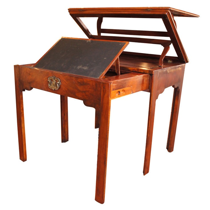 Chippendale Architects Desk