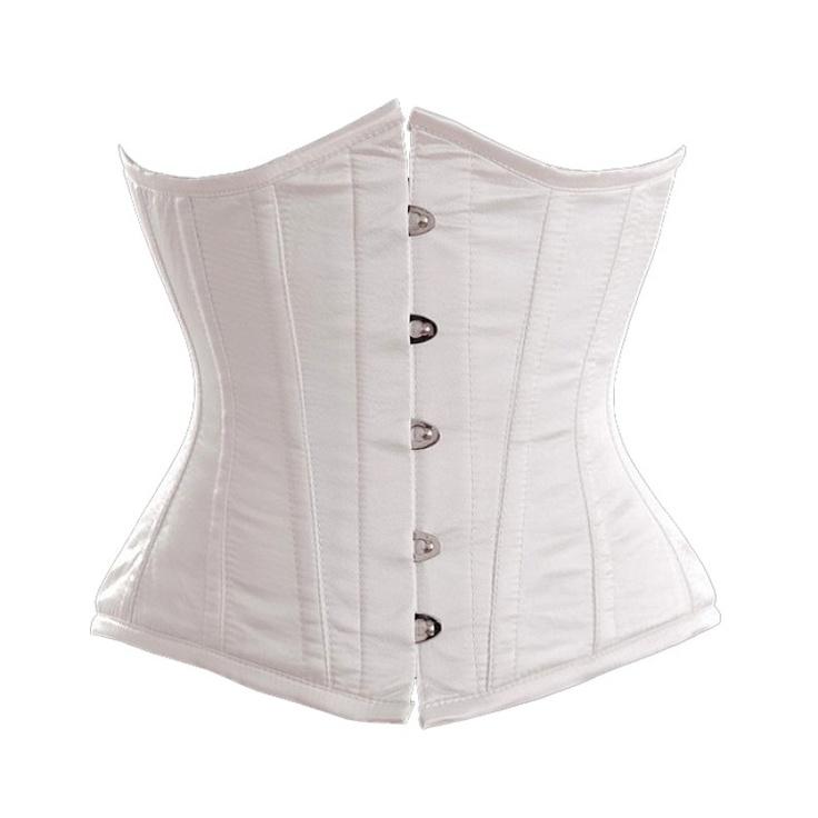 52 best wedding ideas attire images on pinterest for White corset under wedding dress