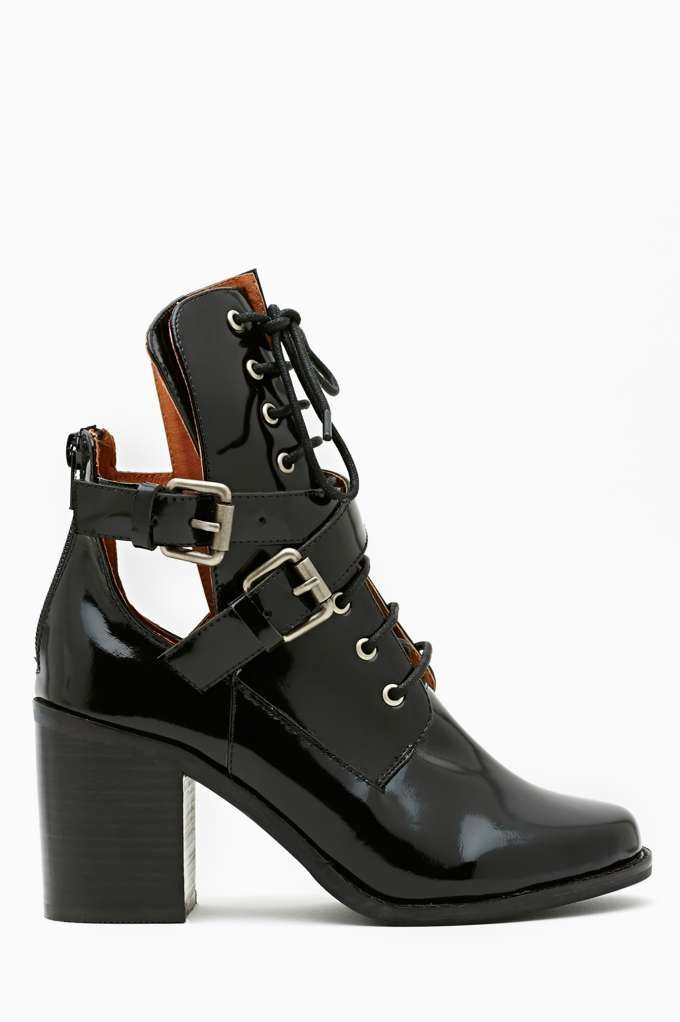 Jeffrey Campbell Benson Cutout Boot | zapatos | Pinterest ...