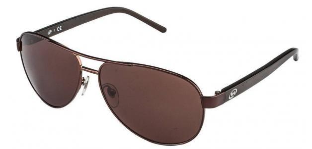 Killer Loop KL3190 157/73 Size:59 Brown Brown Aviator Sunglasses