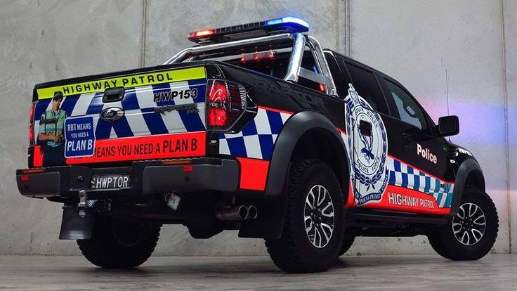 2014 Sydney highway patrol